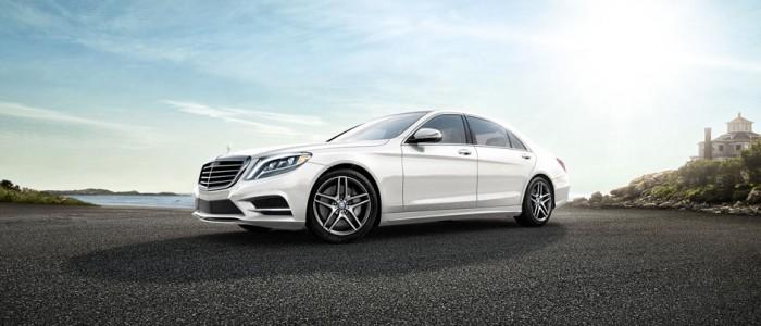 Mercedes S Class Sedan for rent