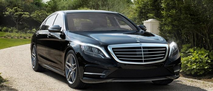 Mercedes rental service