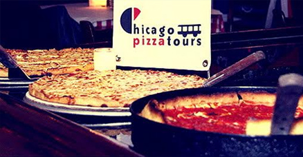 Dining tours chicago Image