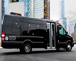 Mercedes Sprinter Chicago